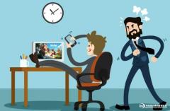 公司企业电脑怎么监控员工电脑